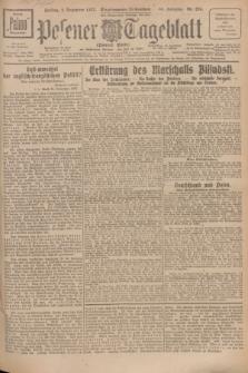 Posener Tageblatt (Posener Warte). Jg.66, Nr. 275 (2 Dezember 1927) + dod.