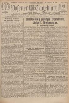 Posener Tageblatt (Posener Warte). Jg.66, Nr. 280 (8 Dezember 1927) + dod.