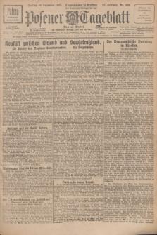 Posener Tageblatt (Posener Warte). Jg.66, Nr. 286 (16 Dezember 1927) + dod.