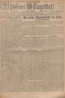 Posener Tageblatt (Posener Warte). Jg.66, Nr. 288 (18 Dezember 1927) + dod.