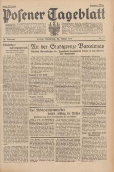 Posener Tageblatt. Jg.78, Nr. 21 (26 Januar 1939) + dod.