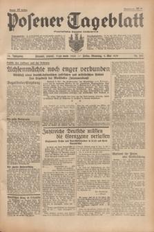 Posener Tageblatt = Poznańska Gazeta Codzienna. Jg.78, Nr. 106 (9 Mai 1939) + dod.
