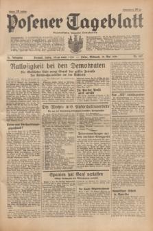 Posener Tageblatt = Poznańska Gazeta Codzienna. Jg.78, Nr. 107 (10 Mai 1939) + dod.