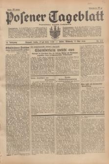 Posener Tageblatt = Poznańska Gazeta Codzienna. Jg.78, Nr. 113 (17 Mai 1939) + dod.