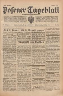 Posener Tageblatt = Poznańska Gazeta Codzienna. Jg.78, Nr. 122 (28 Mai 1939) + dod.