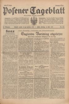 Posener Tageblatt = Poznańska Gazeta Codzienna. Jg.78, Nr. 136 (16 Juni 1939) + dod.