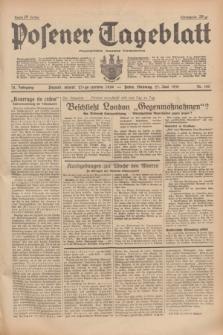 Posener Tageblatt = Poznańska Gazeta Codzienna. Jg.78, Nr. 145 (27 Juni 1939) + dod.