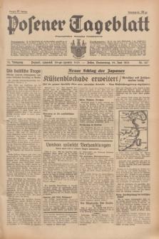 Posener Tageblatt = Poznańska Gazeta Codzienna. Jg.78, Nr. 147 (29 Juni 1939) + dod.