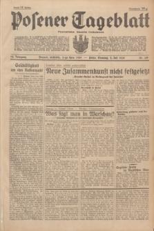 Posener Tageblatt = Poznańska Gazeta Codzienna. Jg.78, Nr. 149 (2 Juli 1939) + dod.