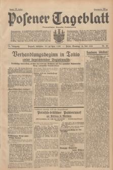 Posener Tageblatt = Poznańska Gazeta Codzienna. Jg.78, Nr. 161 (16 Juli 1939) + dod.