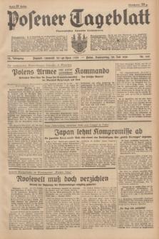 Posener Tageblatt = Poznańska Gazeta Codzienna. Jg.78, Nr. 164 (20 Juli 1939) + dod.