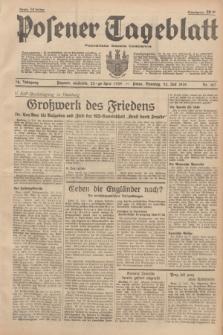 Posener Tageblatt = Poznańska Gazeta Codzienna. Jg.78, Nr. 167 (23 Juli 1939) + dod.
