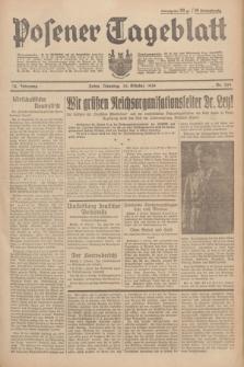 Posener Tageblatt. Jg.78, Nr. 229 (10 Oktober 1939)