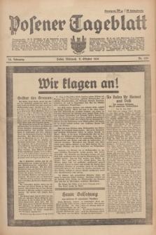 Posener Tageblatt. Jg.78, Nr. 230 (11 Oktober 1939)