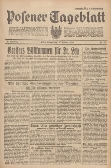Posener Tageblatt. Jg.78, Nr. 231 (12 Oktober 1939)