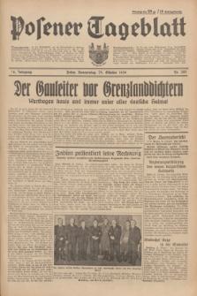 Posener Tageblatt. Jg.78, Nr. 245 (26 Oktober 1939)