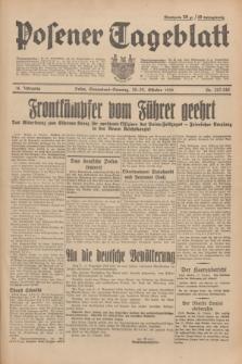 Posener Tageblatt. Jg.78, Nr. 247/248 (28/29 Oktober 1939)