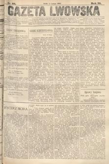 Gazeta Lwowska. 1885, nr33