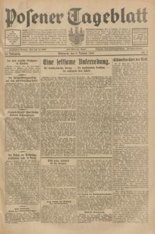 Posener Tageblatt. Jg.68, Nr. 7 (9 Januar 1929) + dod.