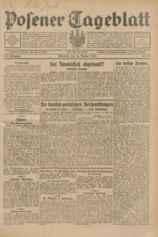 Posener Tageblatt. Jg.68, Nr. 13 (16 Januar 1929) + dod.