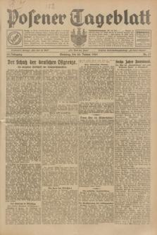 Posener Tageblatt. Jg.68, Nr.17 (20 Januar 1929) + dod.