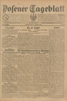 Posener Tageblatt. Jg.68, Nr. 23 (27 Januar 1929) + dod.