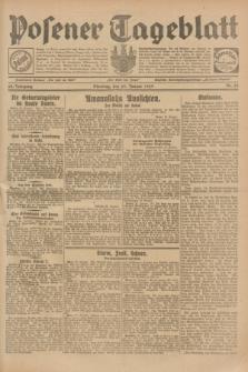 Posener Tageblatt. Jg.68, Nr. 24 (29 Januar 1929) + dod.