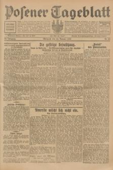 Posener Tageblatt. Jg.68, Nr. 25 (30 Januar 1929) + dod.