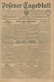 Posener Tageblatt. Jg.68, Nr. 28 (2 Februar 1929) + dod.