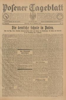 Posener Tageblatt. Jg.68, Nr. 35 (12 Februar 1929) + dod.