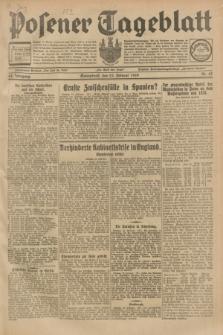 Posener Tageblatt. Jg.68, Nr. 45 (23 Februar 1929) + dod.