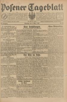 Posener Tageblatt. Jg.68, Nr. 52 (3 März 1929) + dod.