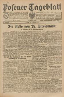 Posener Tageblatt. Jg.68, Nr. 56 (8 März 1929) + dod.