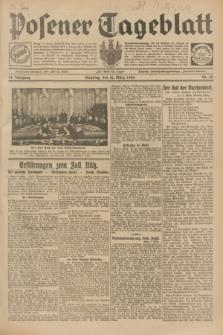 Posener Tageblatt. Jg.68, Nr. 59 (12 März 1929) + dod.