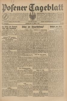 Posener Tageblatt. Jg.68, Nr. 62 (15 März 1929) + dod.