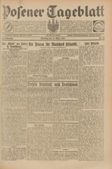 Posener Tageblatt. Jg.68, Nr. 65 (19 März 1929) + dod.