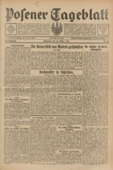 Posener Tageblatt. Jg.68, Nr. 66 (20 März 1929) + dod.