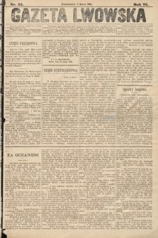 Gazeta Lwowska. 1885, nr55