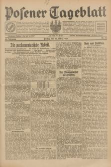 Posener Tageblatt. Jg.68, Nr. 68 (22 März 1929) + dod.