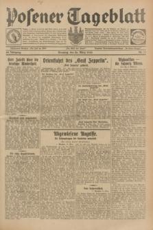 Posener Tageblatt. Jg.68, Nr. 71 (26 März 1929) + dod.