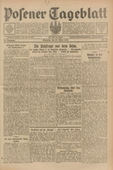 Posener Tageblatt. Jg.68, Nr. 72 (27 März 1929) + dod.