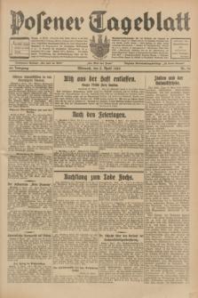 Posener Tageblatt. Jg.68, Nr. 76 (3 April 1929) + dod.