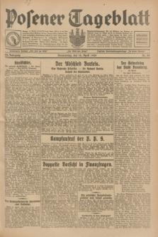 Posener Tageblatt. Jg.68, Nr. 89 (18 April 1929) + dod.