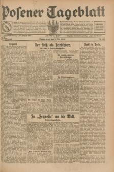 Posener Tageblatt. Jg.68, Nr. 101 (2 Mai 1929) + dod.