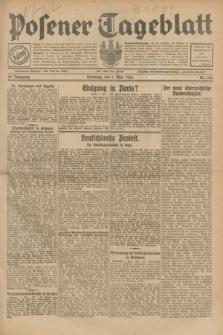 Posener Tageblatt. Jg.68, Nr. 104 (7 Mai 1929) + dod.