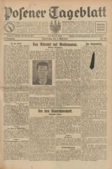 Posener Tageblatt. Jg.68, Nr. 106 (9 Mai 1929) + dod.