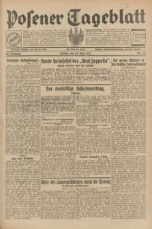 Posener Tageblatt. Jg.68, Nr. 117 (24 Mai 1929) + dod.