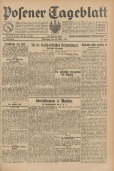 Posener Tageblatt. Jg.68, Nr. 120 (28 Mai 1929) + dod.