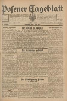 Posener Tageblatt. Jg.68, Nr. 123 (1 Juni 1929) + dod.