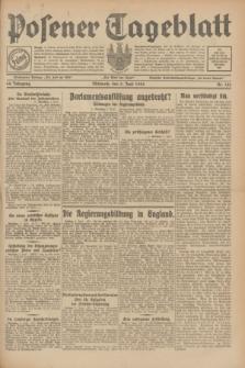Posener Tageblatt. Jg.68, Nr. 126 (5 Juni 1929) + dod.